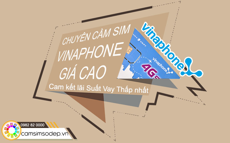 Chuyên Cầm Sim Vinaphone