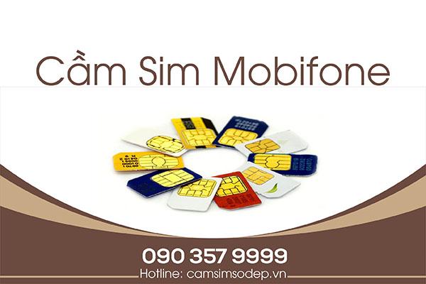 Cầm Sim Mobifone