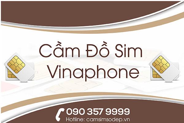 Cầm Đồ Sim Vinaphone
